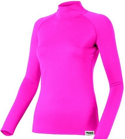 Термофутболка женская Reusch Yangra T-Shirt Long Sleeves 160g pink