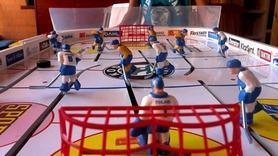 Фото 5 к товару Настольная игра хоккей Stiga «Плэй Офф» (Play Off)