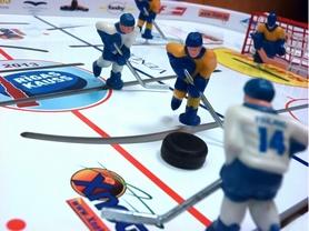 Фото 6 к товару Настольная игра хоккей Stiga «Плэй Офф» (Play Off)