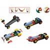 Конструктор Mic-o-Mic Sports Car спортивный автомобиль - фото 3