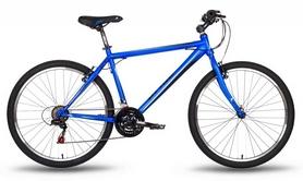"""Велосипед подростковый горный Pride XC-1.0 26"""" 2016 сине-черный матовый, рама - 15"""""""