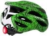 Велошлем Green Cycle Alleycat green - фото 2
