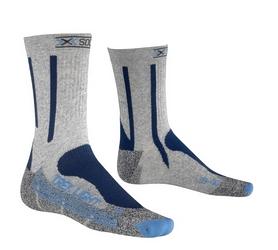 Носки для треккинга женские X-Socks Trekking Light Lady серые