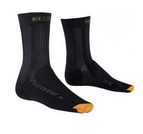 Носки для треккинга женские X-Socks Trekking Light Comfort Lady черные