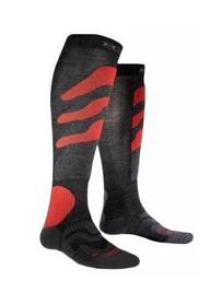 Носки лыжные мужские X-Socks Ski Precision серые