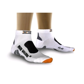 Термоноски X-Socks Power Walking white