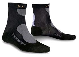 Термоноски для велоспорта X-Socks Mountain Biking Discovery