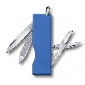Нож швейцарский Victorinox Tomo 0.6201.A2 синий