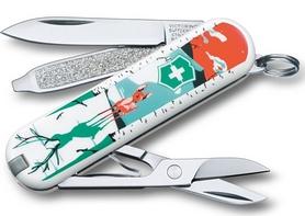 Нож швейцарский Victorinox Classic They'll grow, deer