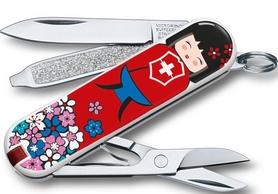 Нож швейцарский Victorinox Classic Kokeshi