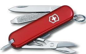 Нож швейцарский Victorinox Signature красный