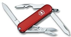 Нож швейцарский Victorinox Rambler красный