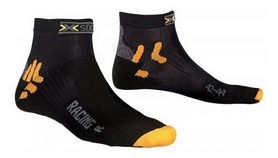Термоноски унисекс X-Socks Street Biking Water-Repellent Black