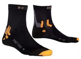 Термоноски унисекс X-Socks Street Biking Black
