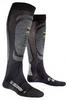 Термоноски унисекс X-Socks Skiing Discovery Black-Anthracite - фото 1