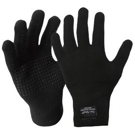 Перчатки водонепроницаемые Dexshell ThermFit черные