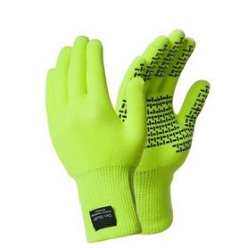 Перчатки водонепроницаемые Dexshell TouchFit HY салатовые