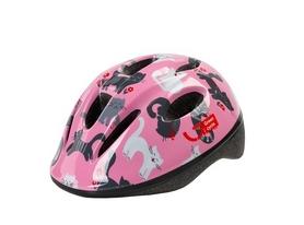 Велошлем детский Green Cycle Kitty розовый