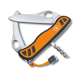 Фото 1 к товару Нож швейцарский Victorinox Hunter XS 08331.MC9
