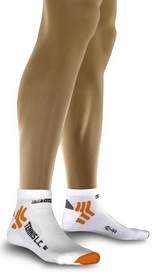Термоноски унисекс X-Socks Tennis Low Cut White
