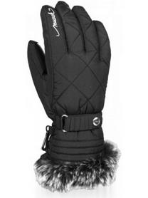 Перчатки горнолыжные женские Reusch Marle black