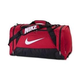 Сумка спортивная Nike Brasilia 6 Duffel Large красная
