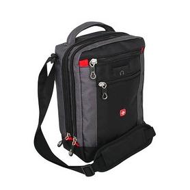 Сумка городская Wenger Vertical Boarding Bag SA1092238 черная