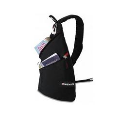 Рюкзак городской Wenger Sling Bag SA18302130 черный