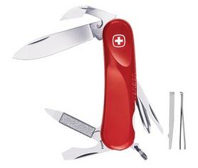 Нож швейцарский Wenger Evolution 11 красный