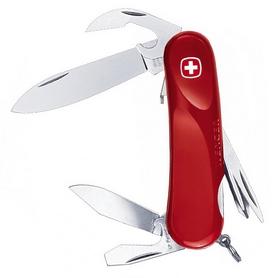 Нож швейцарский Wenger Evolution 10 красный