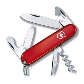 Нож швейцарский Victorinox Tourist 84 мм красный