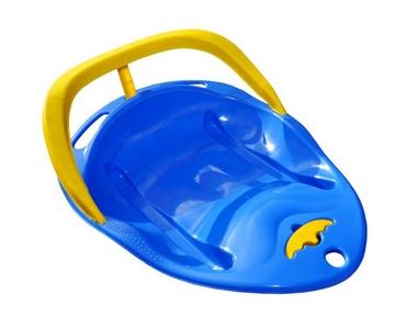 Санки зимние Kimet Sprinter голубые