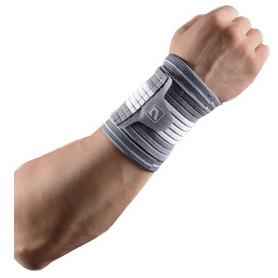 Суппорт кисти Live UP Wrist Support серый