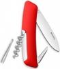 Нож швейцарский Swiza D01 красный - фото 2