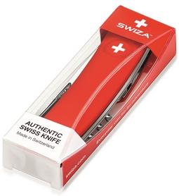Фото 3 к товару Нож швейцарский Swiza D01 синий