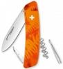 Нож швейцарский Swiza C01 Filix оранжевый - фото 1