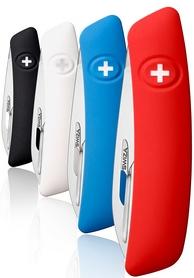 Фото 3 к товару Нож швейцарский Swiza D02 красный