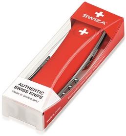 Фото 5 к товару Нож швейцарский Swiza D04 красный