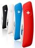 Нож швейцарский Swiza D04 красный - фото 6
