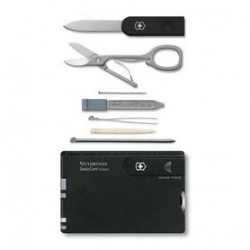 Нож швейцарский Victorinox Swisscard 0.7133 82 мм