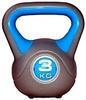 Гиря пластиковая насыпная Live UP Plastic Kettel Bell 3 кг - фото 1