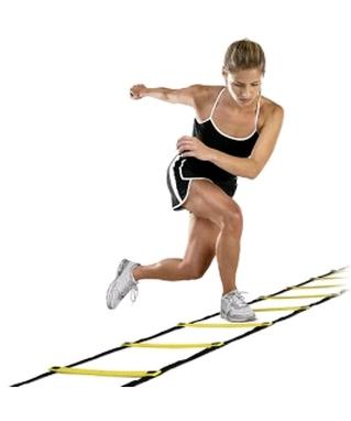 Лестница координационная Live Up Agility Ladder LS3671-8