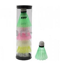 Воланы для бадминтона пластиковые BD-2114-6 (6 шт)