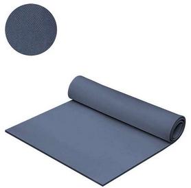Коврик для фитнеса Mega Foam Универсальний 6 мм черный