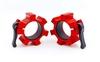 Замки алюминиевые для грифа Zelart Lock-Jaw Pro 50мм TA-5109 - фото 4