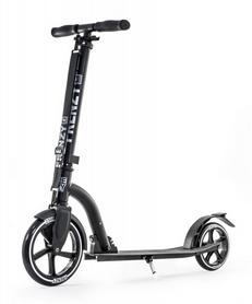Самокат Frenzy Recreational Scooters черный 230 мм