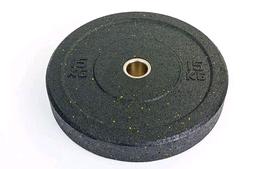 Диск бамперный Zelart 15 кг Raggy ТА-5126-15 - 51 мм