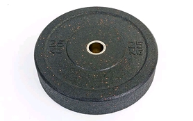 Диск бамперный Zelart 25 кг Raggy ТА-5126-25 - 51 мм