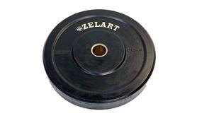 Диск бамперный 20 кг Zelart Z-Top ТА-5125-20