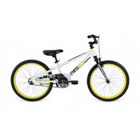 Велосипед детский Apollo Neo Boys Gloss White/Gloss Black/Gloss Lime SKD-27-04